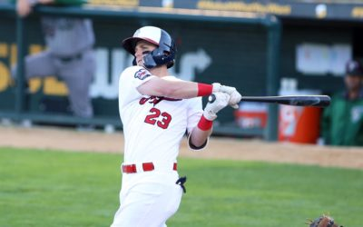 Goldeyes Stage Epic Rally in Ninth, but Fall to RailCats in 10