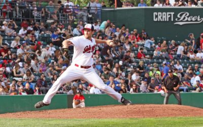 McGovern Fans 14 as Goldeyes Clip Dogs