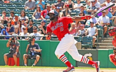 Dogs Rally in Fifth, Hang on to Edge Goldeyes
