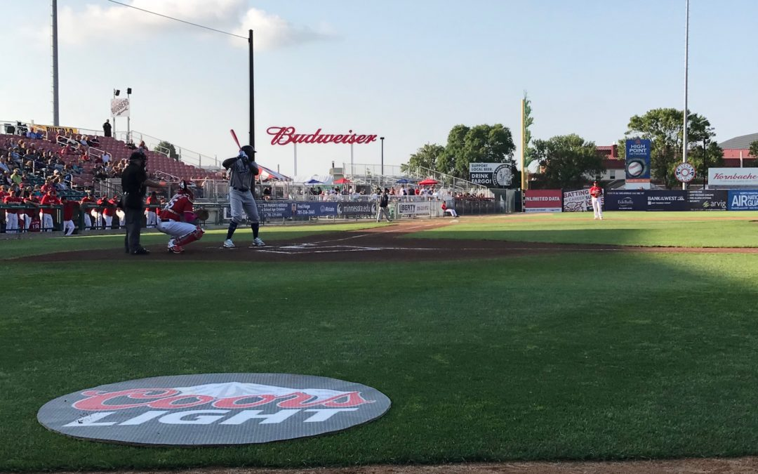 RedHawks Win Pitchers Duel Over Goldeyes