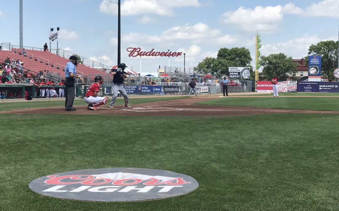 Lambson Pitches Complete Game Victory, Goldeyes Homer Three
