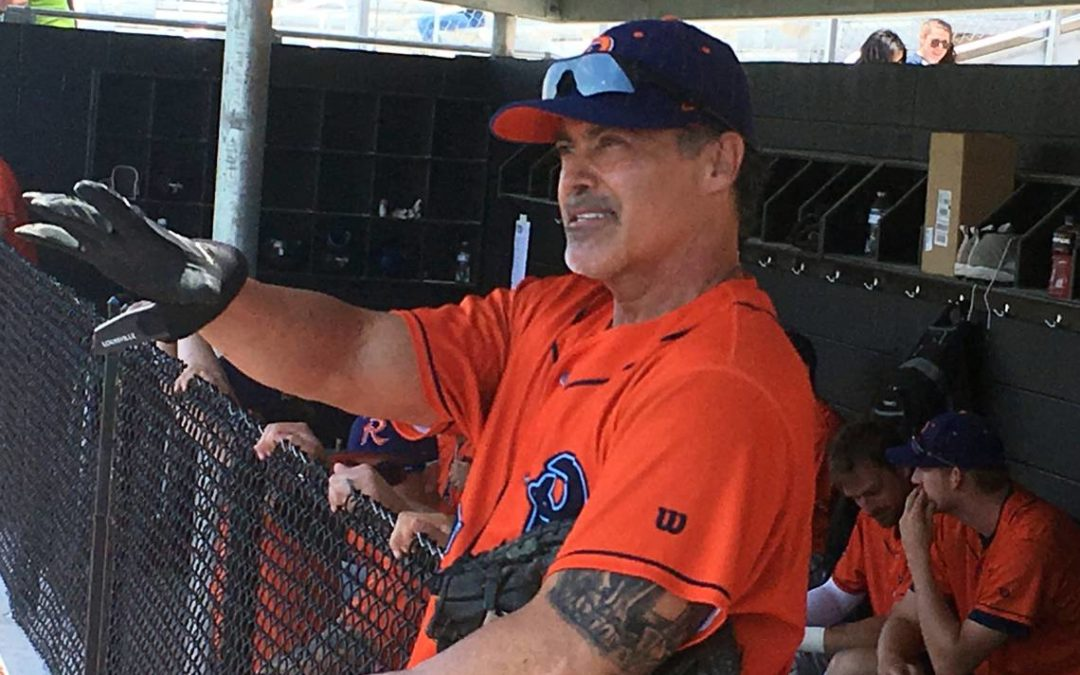 Former Major League Legend Palmeiro Visits Winnipeg