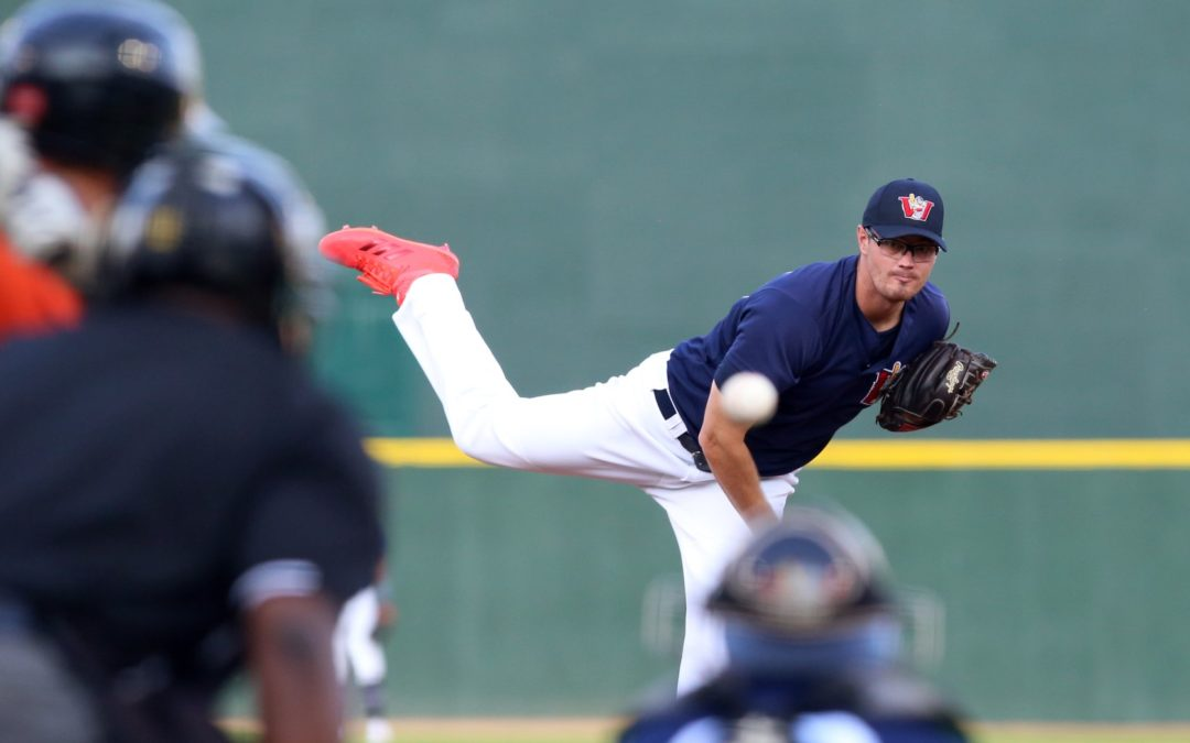 Railroaders Take Series-Opener from Goldeyes