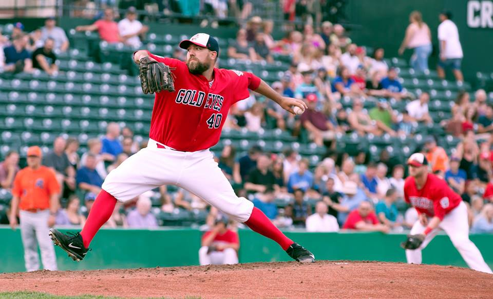 Lambson Stellar Again As Goldeyes Top Cleburne