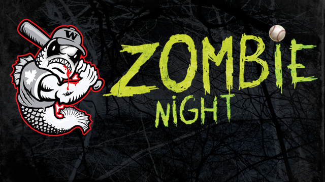 Zombies Invade Shaw Park Again