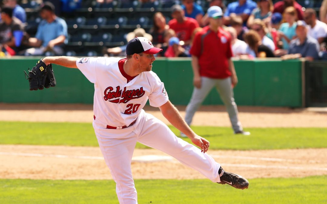 McGovern, Mazzola Help Goldeyes Edge Dogs