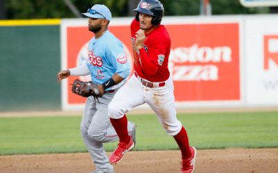 Dogs Rally Past Goldeyes in Seventh