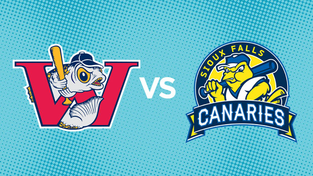 Goldeyes vs Sioux Falls Canaries