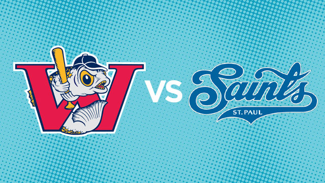 Goldeyes vs St. Paul Saints