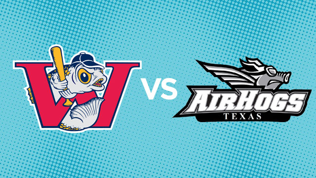 Goldeyes vs Texas AirHogs