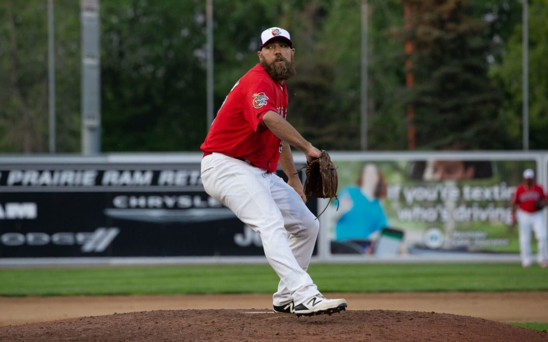 Lambson Voted League's Best Pitcher