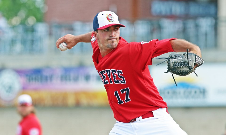 Goldeyes Trade Two