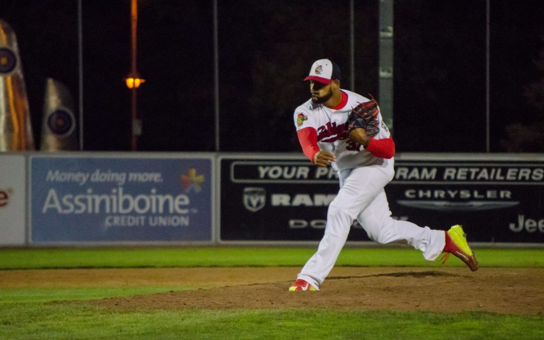 Capellan Breaks Saves Record as Goldeyes Top RedHawks