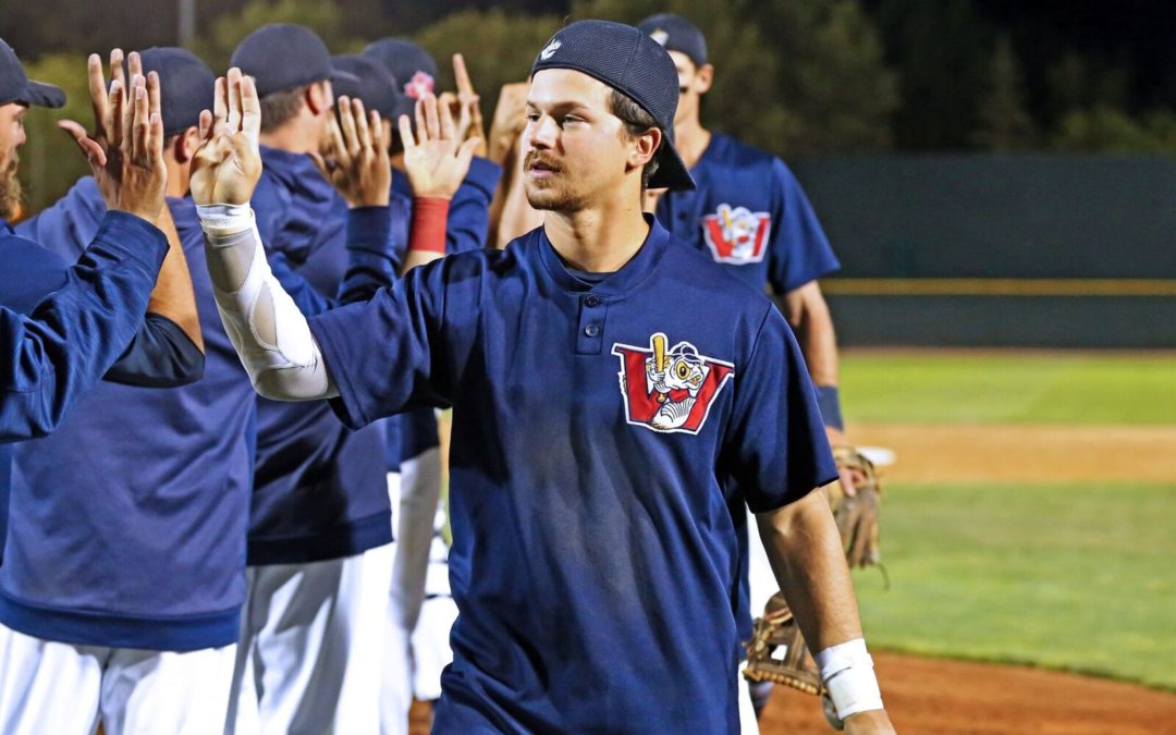 Goldeyes Collect 19 Hits Again in Win Over Lincoln