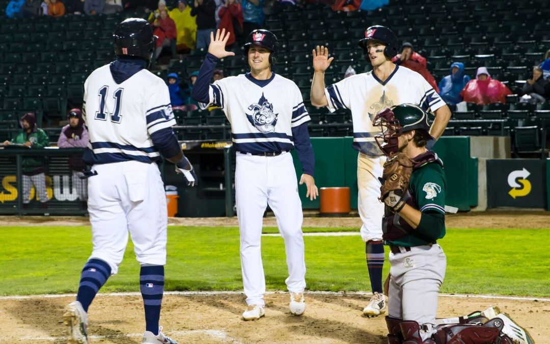 Offence Shines in Win Over RailCats