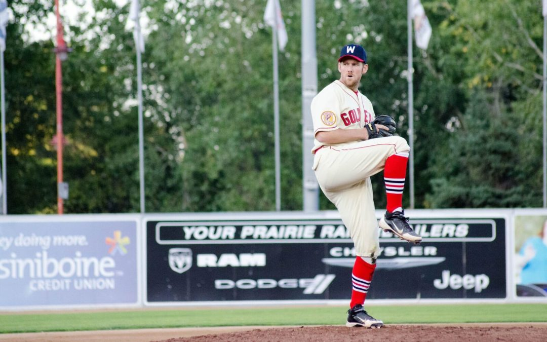 McGovern Marvelous as Goldeyes Win Fifth Straight
