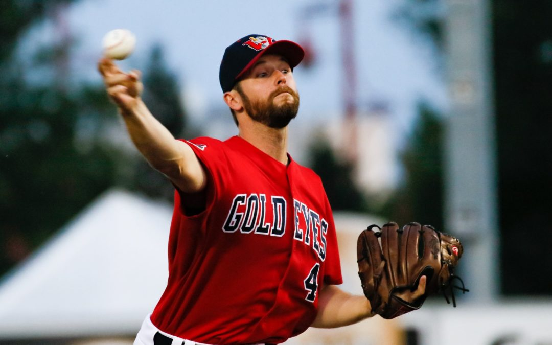Hilton goes distance in win over RedHawks