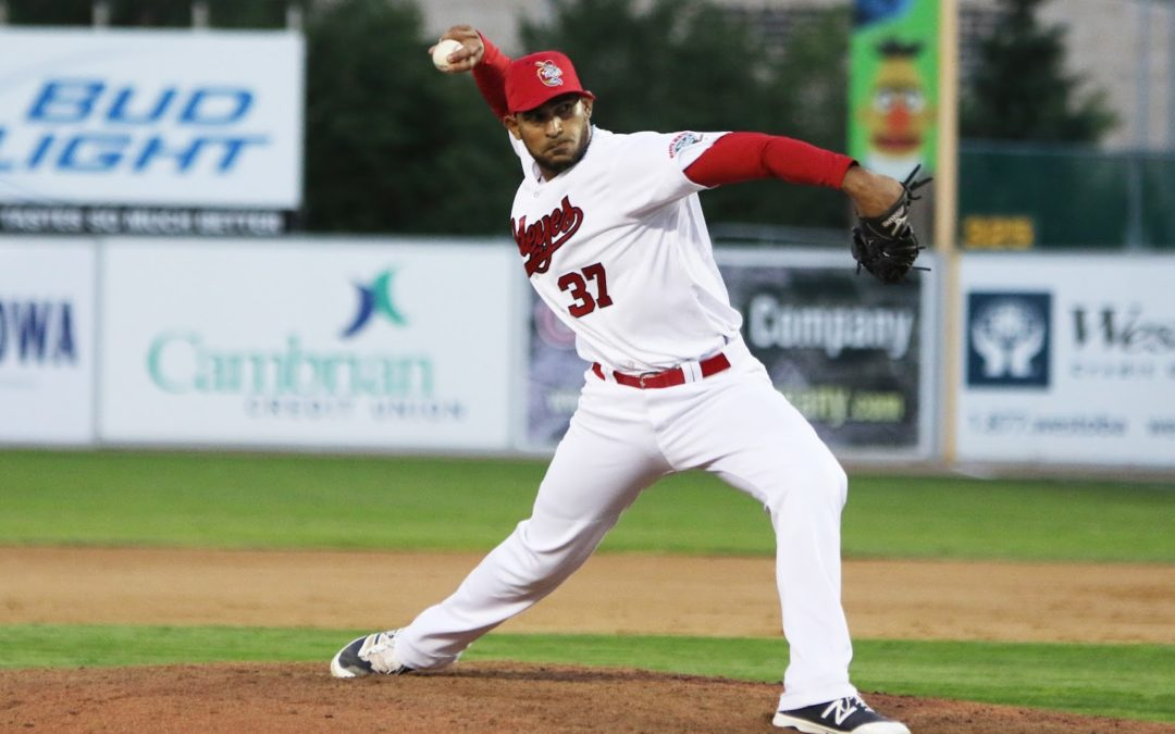 Record-Setting Capellan Returns to Goldeyes