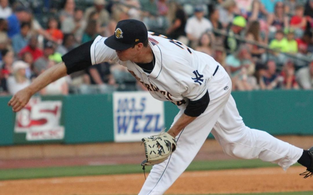 Goldeyes Deal for Talented Pitching Trio