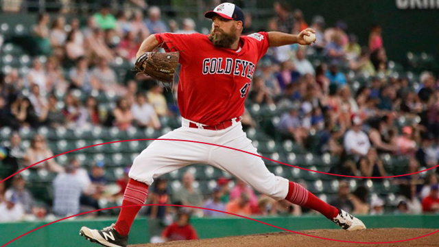 American Association Pitcher of the Year Returns to Goldeyes