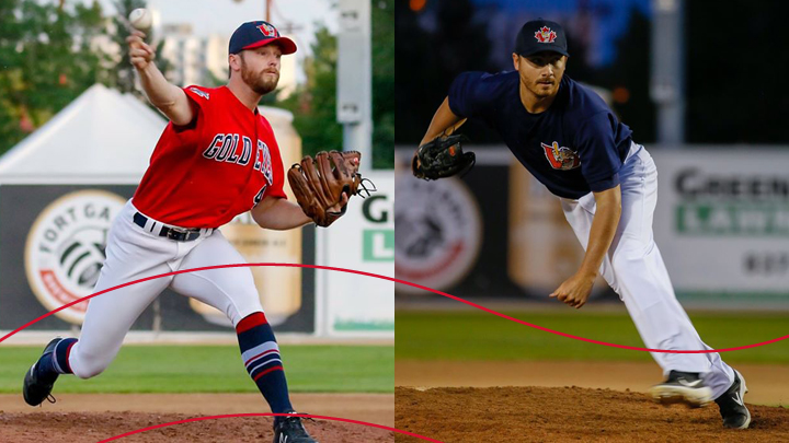 Goldeyes Fortify Pitching Staff