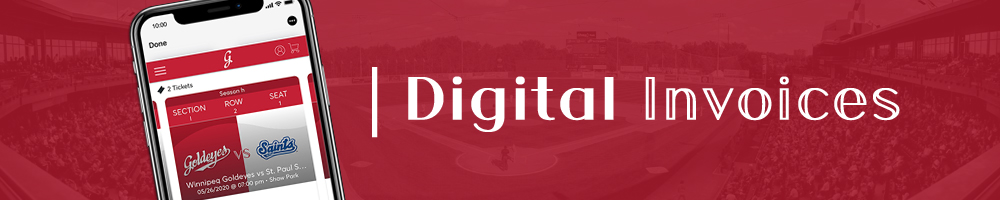 Digital Invoices | Goldeyes AccountManager