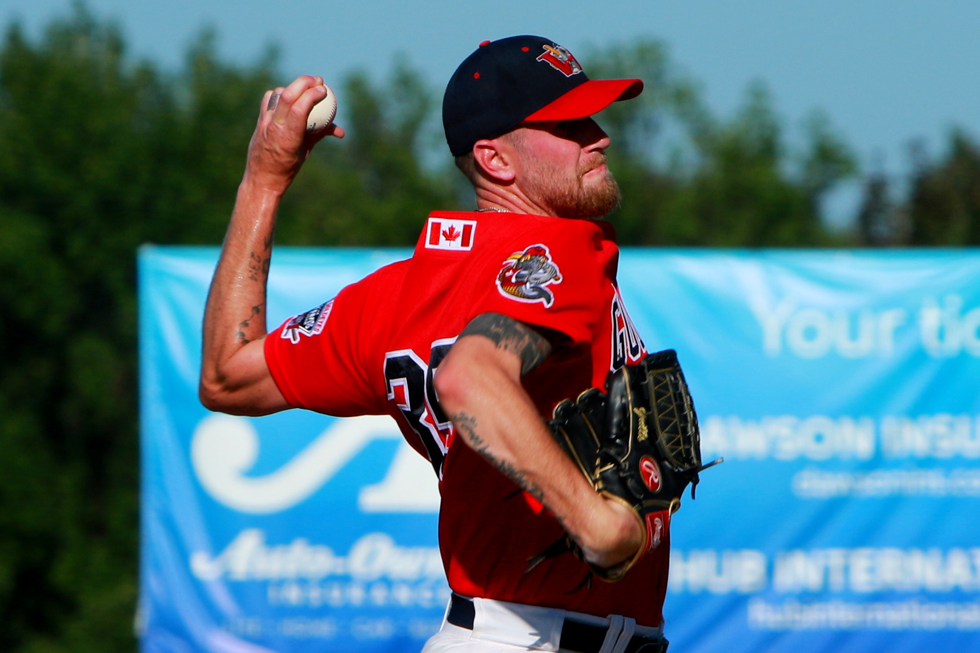 Goldeyes and Milkmen Trade Shutouts in Double Header Split