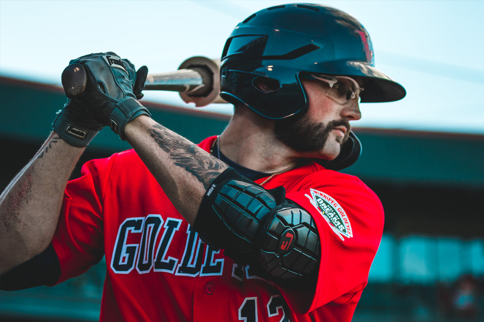 St. Paul Uses Long Ball to Down Goldeyes