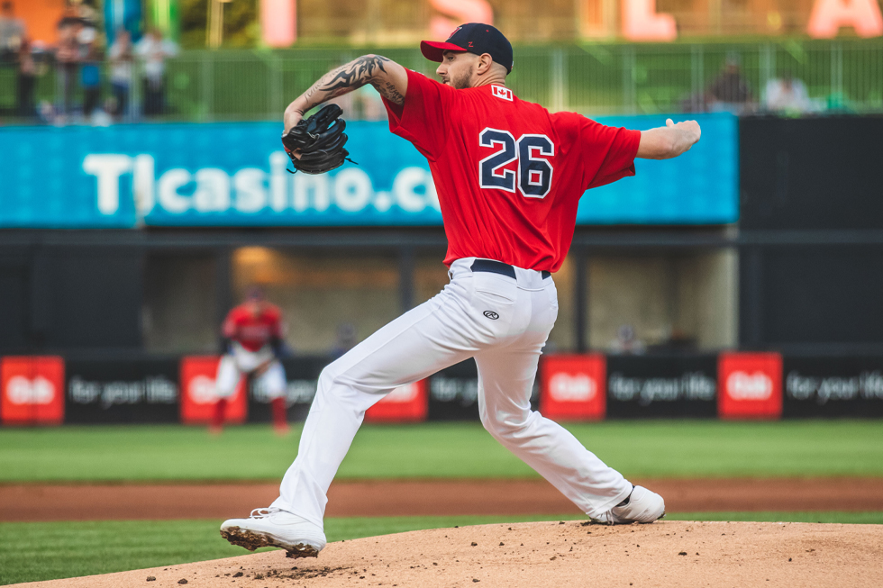 Goldeyes Re-Sign Former Major League Arm