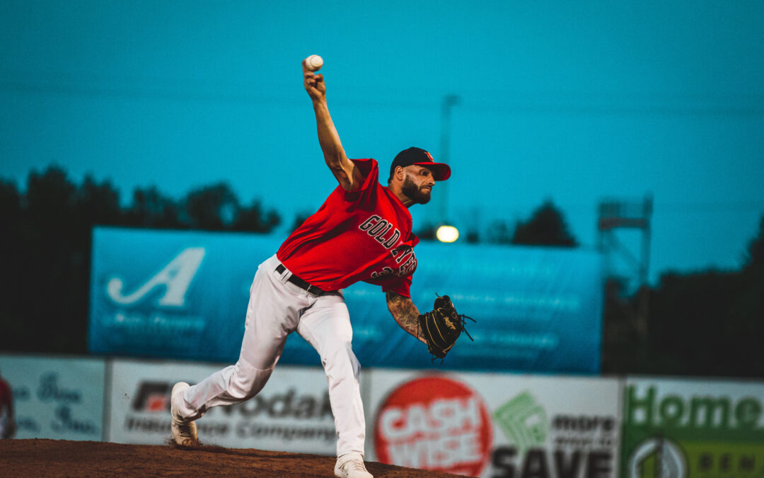 Goldeyes Re-Sign Hard-Throwing Antone