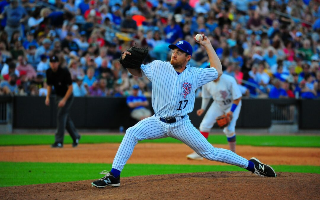 Goldeyes Add Seasoned Lefty Frosch