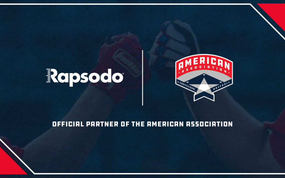 Rapsodo Named Official Technology Partner of the American Association of Professional Baseball