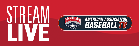 Stream All Games LIVE on AABaseball.TV