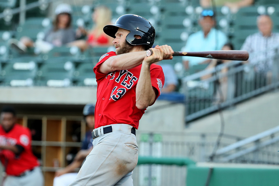 Goldeyes Climb Back to .500 With Double Header Win (Highlights)
