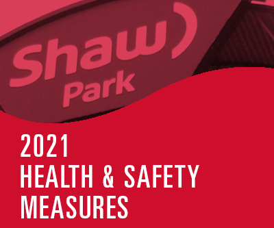 Click here to read our full Heath & Safety Plan for 2021