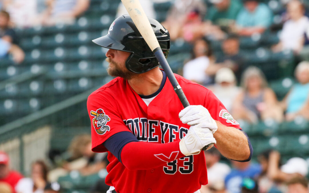 Martin Ties Goldeyes' Record With Walk-Off (Highlights)